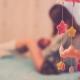 Lasertherapie bei wunden Brustwarzen, Kaiserschnittnarben, Bauchnabel